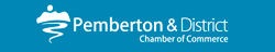 Pemberton Chamber of Commerce logo